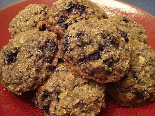 Blueberrycookies