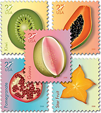 Fruitstamp