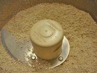 Grind.oatmeal