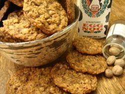 Eggnogcookies