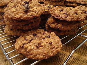 Grandmasoatmealraisincookies