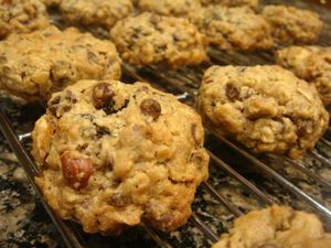 Marathoncookies
