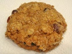 Cranberry, Walnut, and Orange Cookies