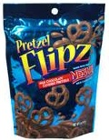 Choc-pretzels